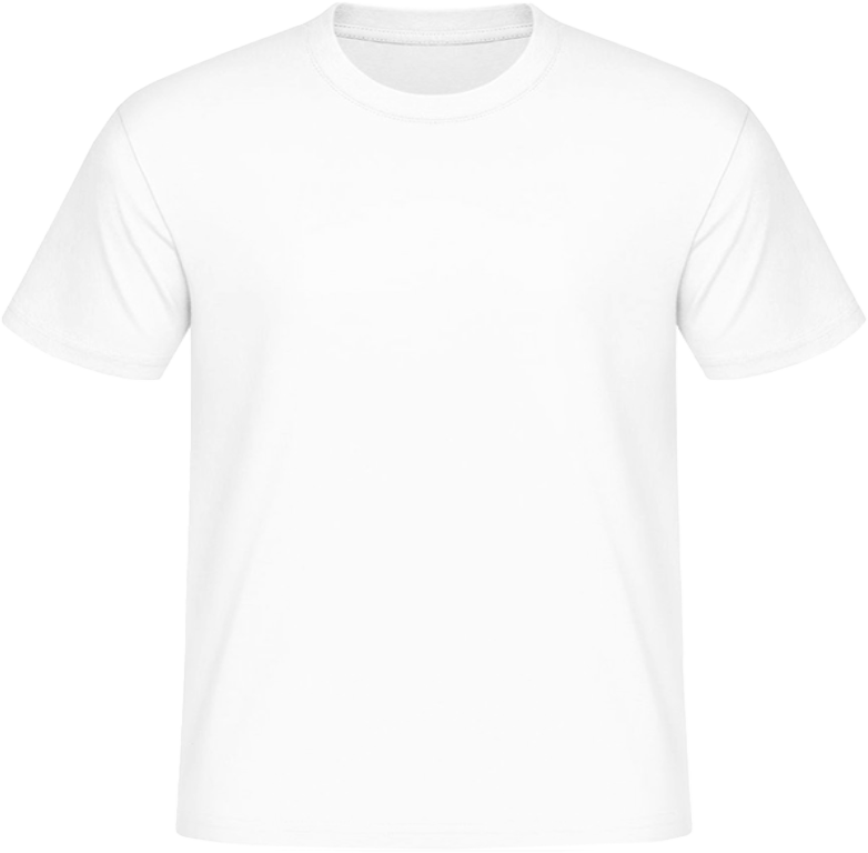 Plain White Men's T-Shirt - J&J Custom Design and Graphics